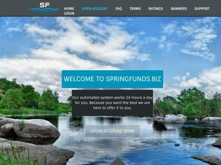 HYIP Investment Program:SpringFunds