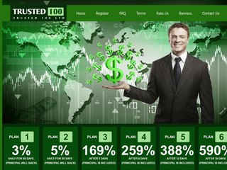 HYIP Investment Program:Trusted 100